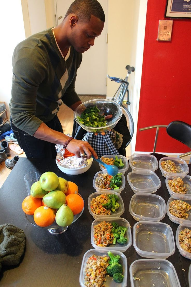 Expert tips on how to prepare a weeks worth of healthy meals. This was a week of lunch and dinner for 2 people with $60 in under 3 hours, including a trip to the grocery store!