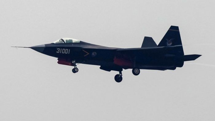 Ini jet tempur siluman generasi kelima Made In China