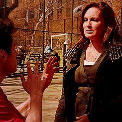 Olivia Benson's Bitch Slap. OMG Too Funny!