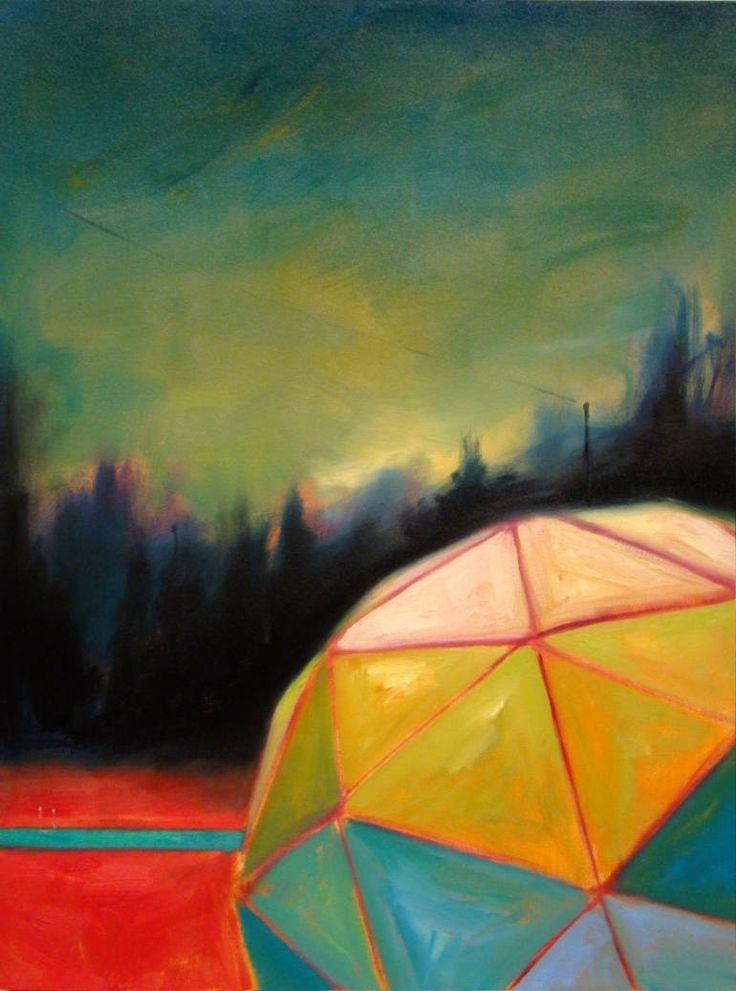 "Saatchi Art Artist Ian McLean; Painting, ""Fuller"" #art"
