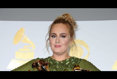 Adele is too happy to write new music for her fourth album