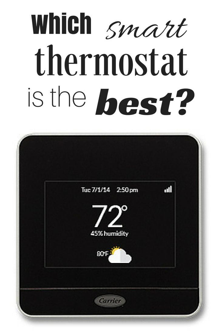 Trying To Decide Which Smart Thermostat Is Best Look No