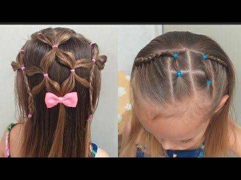 Peinados Faciles Y Bonitos Para Nina Peinados Para Nina Peinados Nahiara You Peinados Faciles Y Bonitos Peinados Para Ninas Peinados De Ninas Faciles