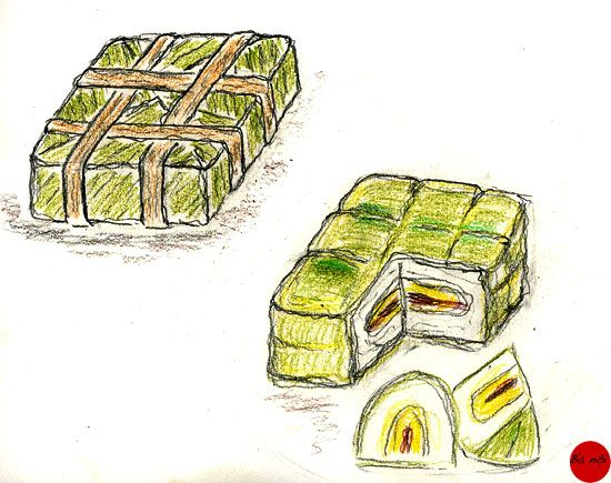 1000 images about tet lunar new year on pinterest for Dessin cuisine