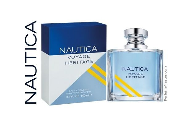 Nautica Voyage Heritage New Perfume Perfume News Fragancia Perfume Lociones