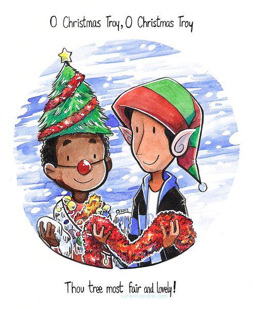 Happy Merry, Human Beings! :)