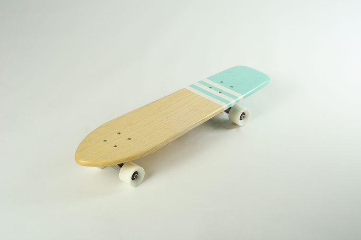 Handcrafted Skateboard by ATYPICAL.