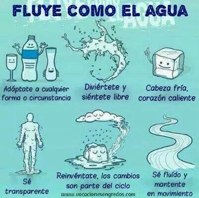 Fluye se como el agua.. http://www.andreamele.com.ar/