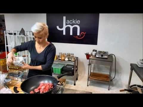 Jackie M Ramadhan Bazaar 11 - Beef Rendang