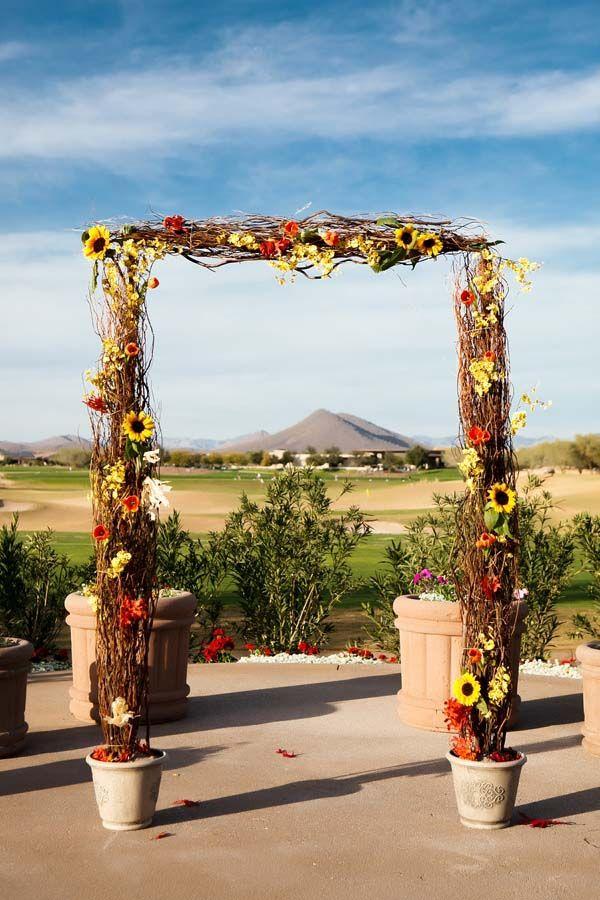 Peoria, Arizona, Wedding Photos: Makaria + Dallas