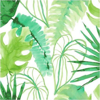 voor de hal - Elle vliesbehang Jungle fever | Praxis.  20.79 euro.