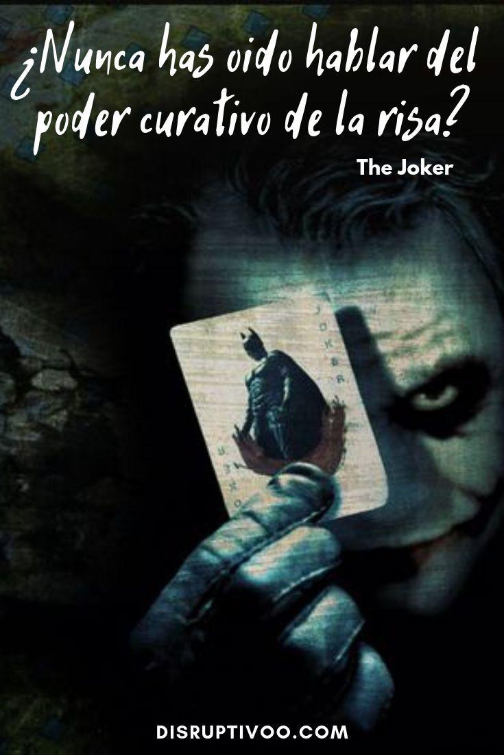 90 Frases De Locura Del Joker También Conocido Como El