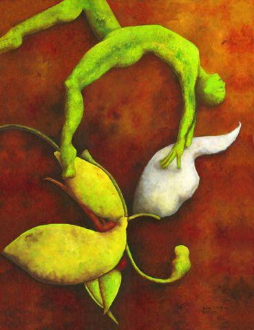 orchid leap