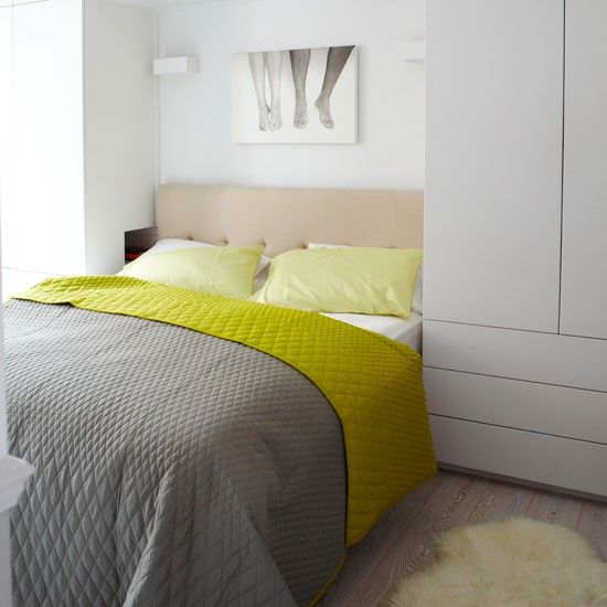 Master bedroom | Take a tour around a family-friendly mansion flat | housetohome.co.uk
