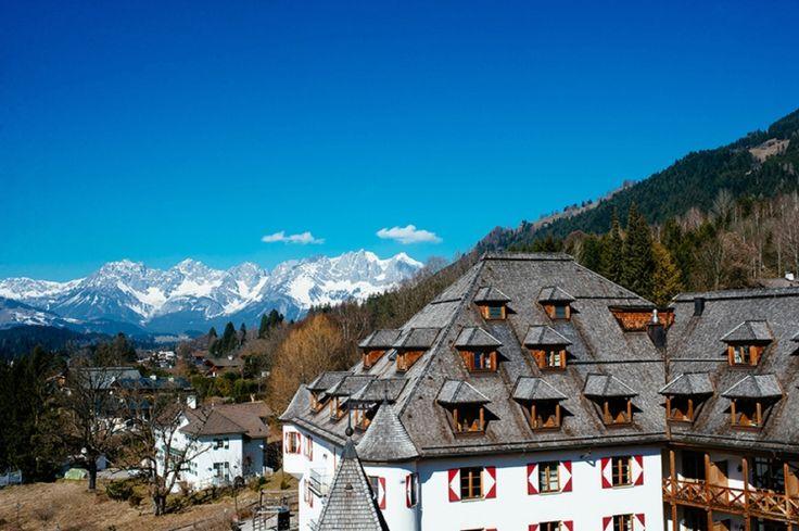 Wedding in Kitzbuhel, Austria | Fly Away Bride