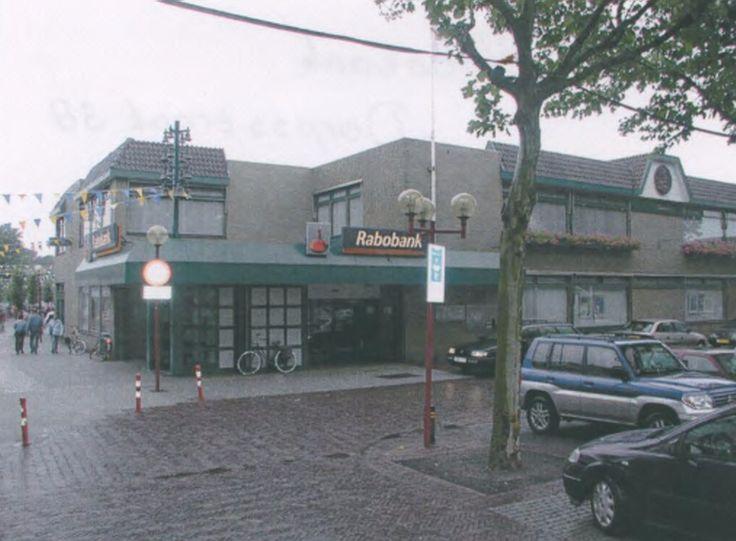 Dorpsstraat Nunspeet (jaartal: 1990 tot 2000) - Foto's SERC