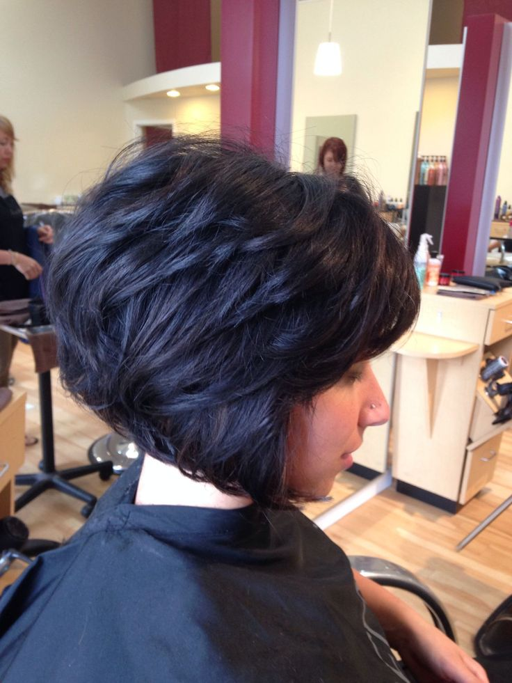 67 Best Stacked Bob Haircuts Images On Pinterest