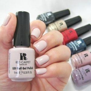 Red Carpet Manicure Polish Swatches