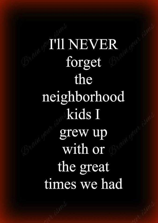 had a great childhood memories quotes