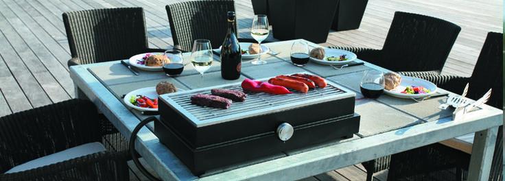 Barbecues Planchas & Teppan Yaki