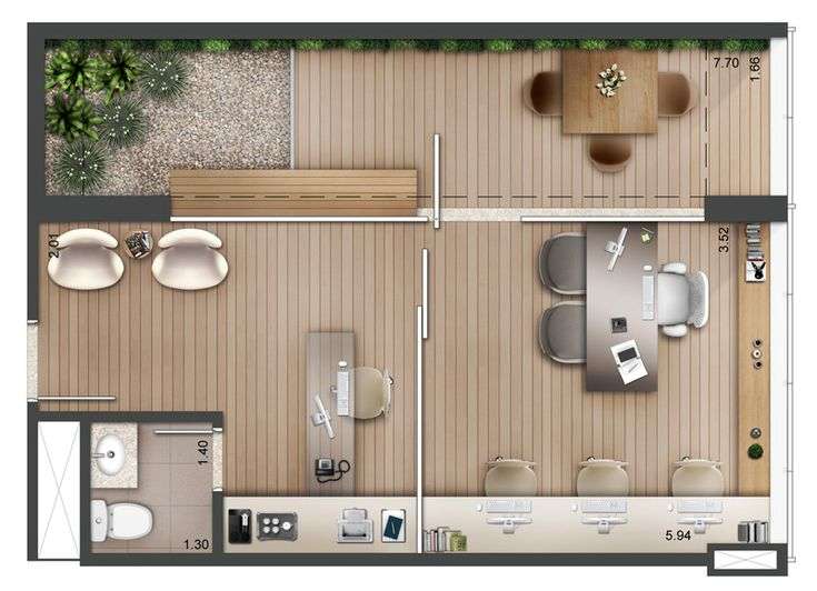 Neorama - Floor Plan - Odebrecht/Lumine Park 710