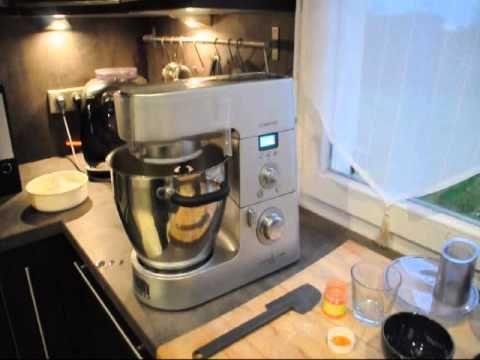 recette macaron entièrement au CC (meringue italienne) - YouTube