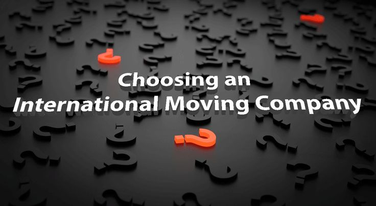 This article will give you all the information to help you find that perfect international moving company to help you on your move.