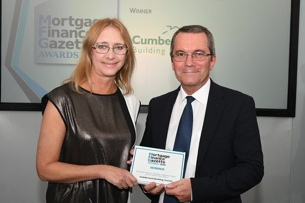 The Cumberland named best in UK http://www.cumbriacrack.com/wp-content/uploads/2017/11/MFG-Awards141117a143.jpg The Cumberland has won the 'Best Customer Service' award at the Mortgage Finance Gazette awards, held in London on Tuesday 14 November. It was also named 'Best Regional Building Society'     http://www.cumbriacrack.com/2017/11/16/cumberland-named-best-uk/