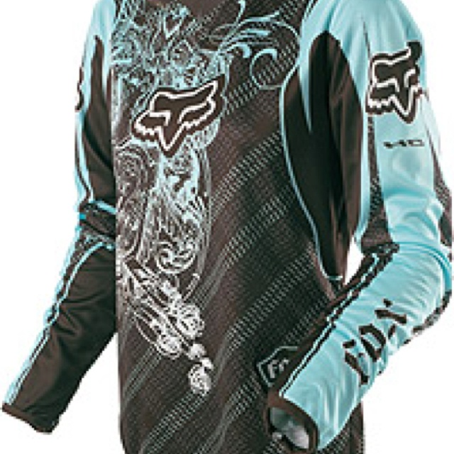 Not a Fox person but if we get quads I want it cause its teal!:)