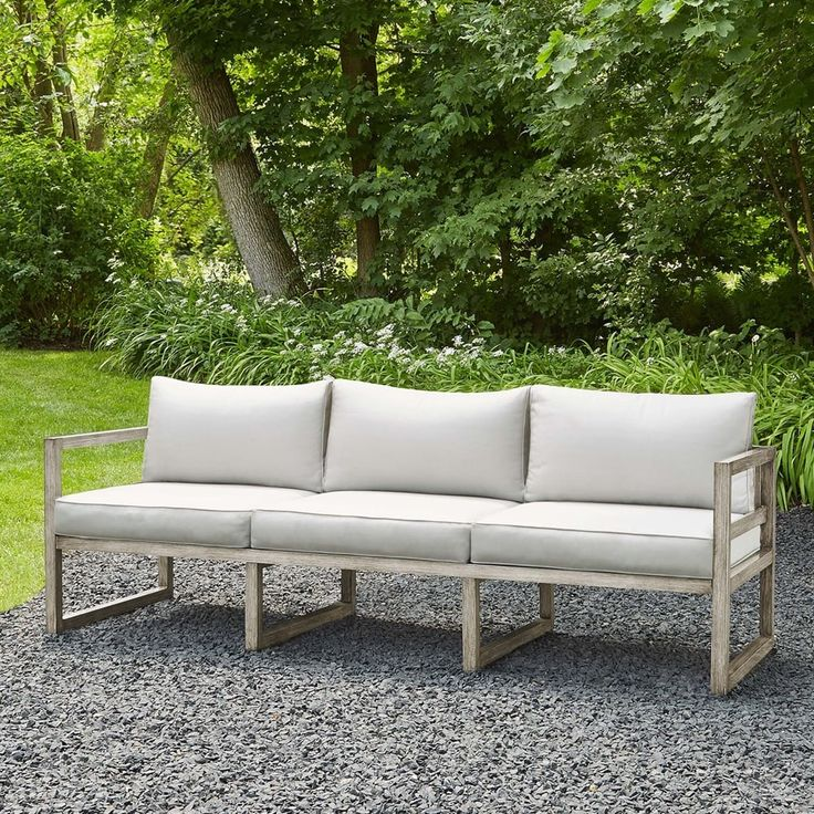 Superb Shop Real Flame 1170 BAW Monaco Outdoor Sofa At The Mine. Browse Our Outdoor