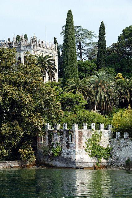 Palazzo Borromeo, Isola Bella, Piedmont, Italy