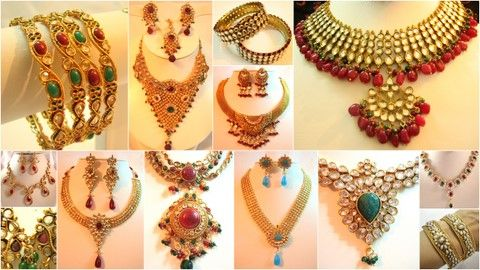 jwellery  use in functions and wedding ceremony
