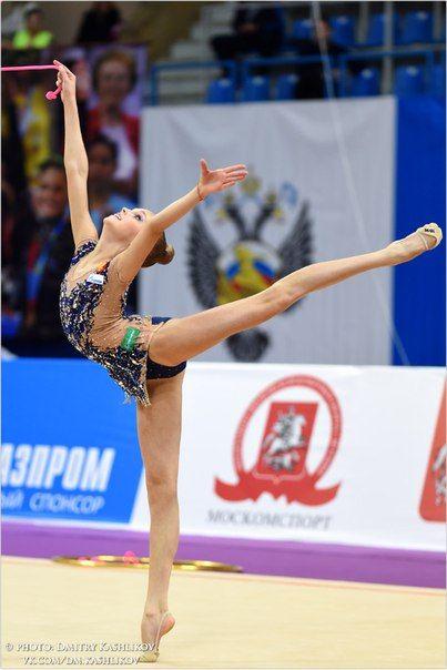 Alina Ermolova (Russia), Grand Prix (Moscow) 2016