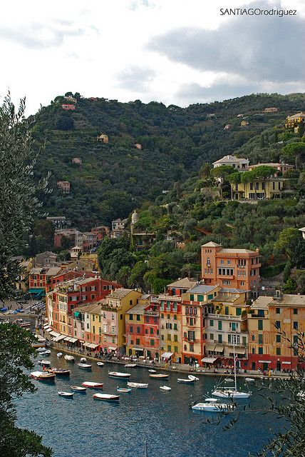 Portofino, Liguria, Italia | Italie | Pinterest | Buckets ...