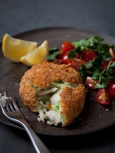 Homemade Fishcakes recipe from The Hairy Dieters Eat for Life cook book