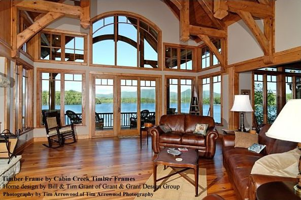 23 best images about mountain homes on pinterest lakes for Luxury timber frame house plans