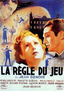 Cine-teatro Adriatico.: La regola del gioco, Jean Renoir, 1939