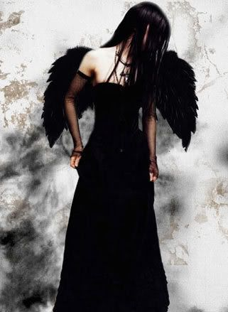 I loved her not for the way she danced with my angels but for the way the soumd of her name could silence my demons
