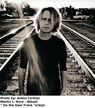 artwork: Photo by: Anton Corbijn Martin L. Gore - Album