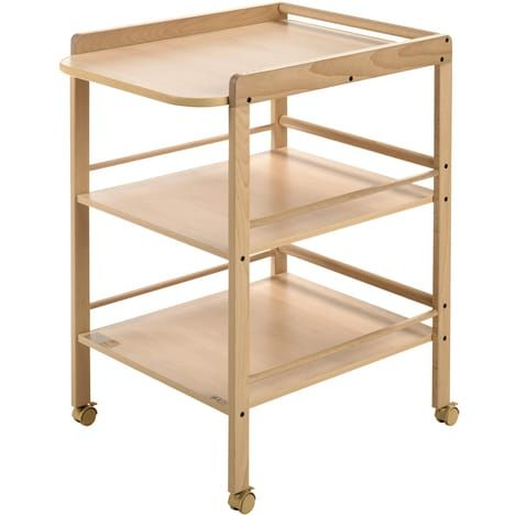 GEUTHER Table a langer Bebe Geuther Clarissa Naturel
