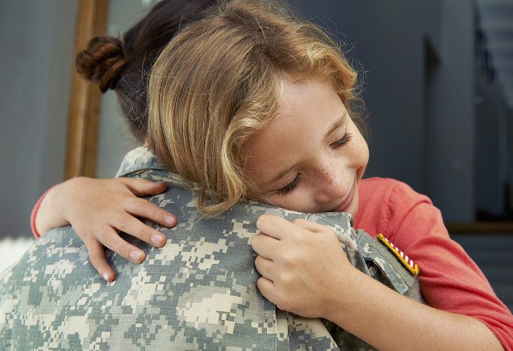 High-impact methods in clinical practice, specifically regarding group therapy among youth in military families.