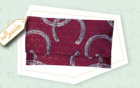 Collezione borse in tessuto de La Buccia - Chiavari (GE).