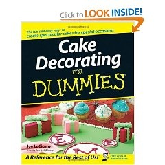 Cake Decorating For Dummies [Paperback]  $11.97