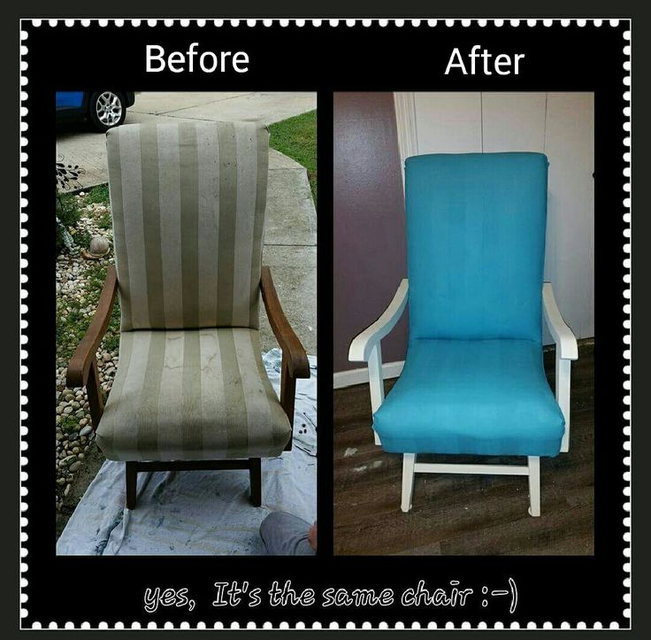 Nice Irish Used Dixie Belle Pure Ocean And Drop Cloth To Transform This Chair  Into A Real Keeper!