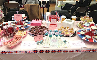 Fete Cake Stall Best Sellers