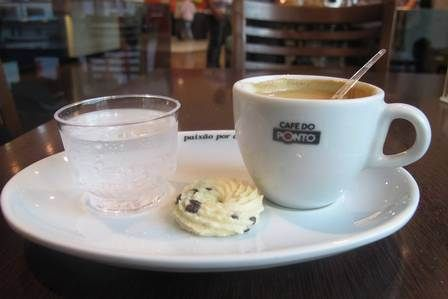 cafezinho HOTEL ADVISOR: Promenade Palladium Hotel, Rio de Janeiro, Brazil