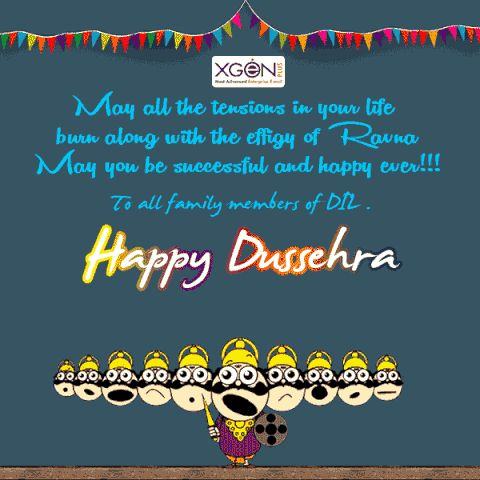 Wish you a very happy dussehra 2016