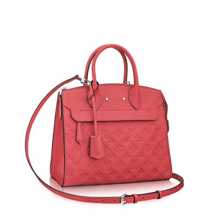 Discover Louis Vuitton Pont-Neuf MM via Louis Vuitton