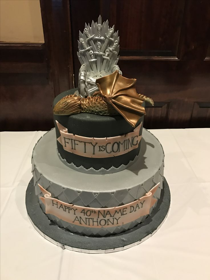 Game Of Thrones Cake Game Of Thrones Cake In 2019 Game