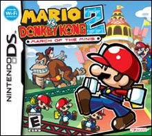 Pauline, is that you? Plenty of surprises await in Mario vs. Donkey Kong 2: March of the Minis.   It seems folks love those Mini Mario toys. So much so that the Mario Toy Company has expanded the line to include Mini Donkey Kong, Mini Toad and Mini Peach figures to the series. With all these toys bringing him more money than he knows what to do with, Mario decides to fulfill his lifelong dream and open a theme park called Super Mini Mario World.   The opening-day crowd includes Pauline and…
